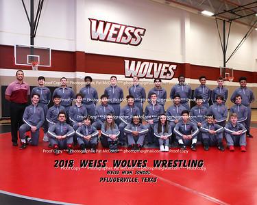2018 Weiss Wrestling