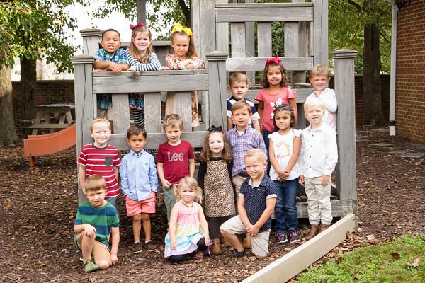 Grace Episcopal Kindergarten Fall
