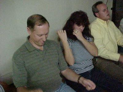 Ellington High School Booster Club Fundraiser... November 3, 2001