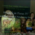 Coastal Bend Wildlife Photo Contest Book Dedication