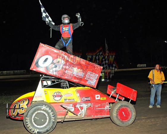2009 Valley Speedway Open Wheel Fridays