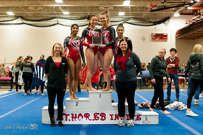 HS Sports - Mt Horeb Gymnastics [d] Jan 06, 2018