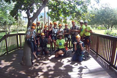 Maui Tropical Plantation Zipline