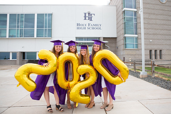 Holy Family Seniors - Class of 2020