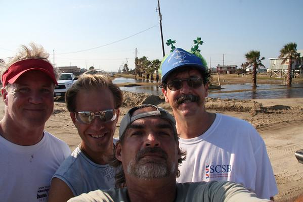 Surfside Texas after Ike Sept 2008