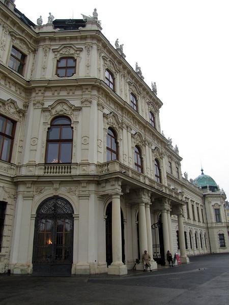 46-Upper Belvedere, garden-facing facade