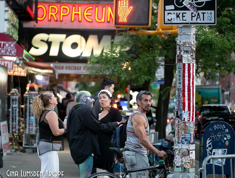 East Village People