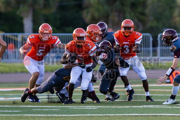 Varsity Football #2 - 2018