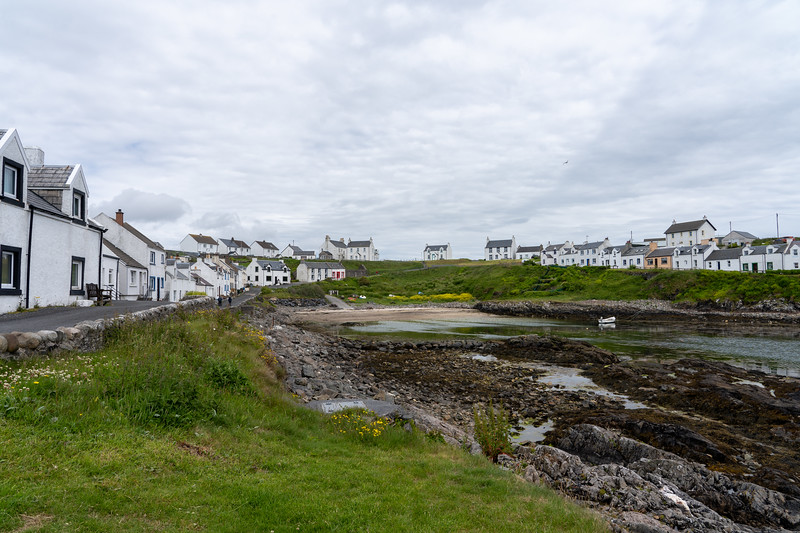 Town of Portnahaven, Islay