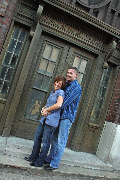 Erik & Lindsey