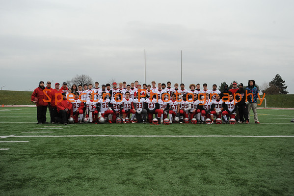OFSAA Football Bowls 2013