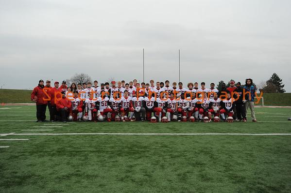 OFSAA Football Bowl - Lorne Park vs Frontenac