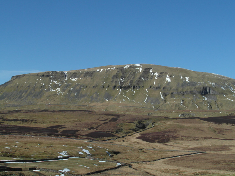 If Carlsberg designed flying sites ....... east face of the 'Forbidden Mountain'