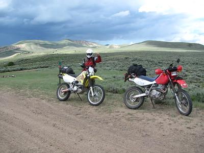 CO- Antelope Pass