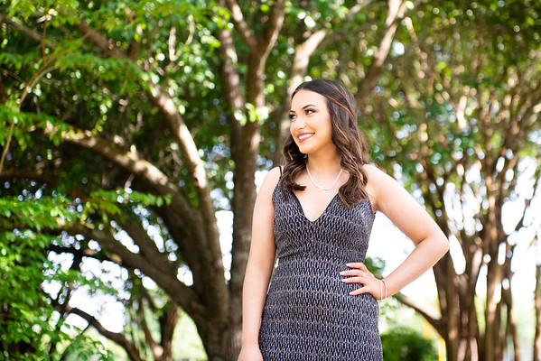 Eleni's Graduation Portraits