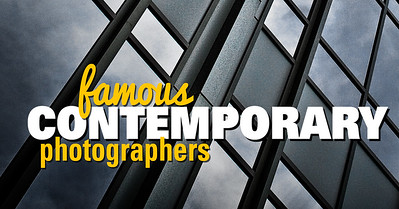Top 12 famous contemporary photographers and their photos