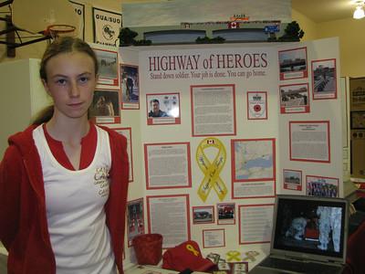 2009 - Kingston Regional Heritage Fair