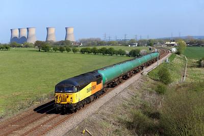 Derby to Birmingham & Crewe