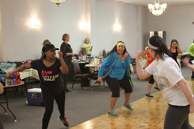 Zumba events past and current