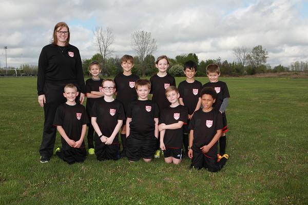U 10 Boys Team 2 Watkins