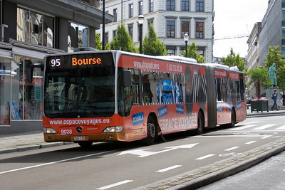 Buses of Brussels