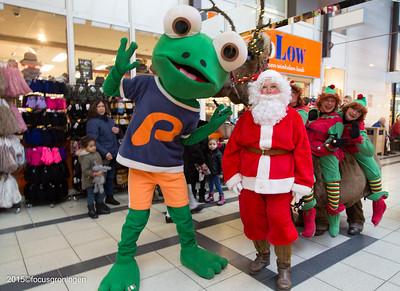 paddepoel 2015-winkelcentrum-kerstmarkt