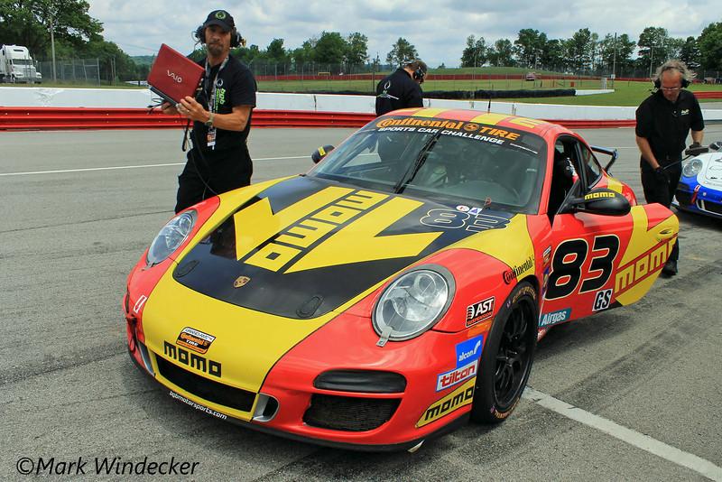 GS-BGB Motorsports Porsche Carrera