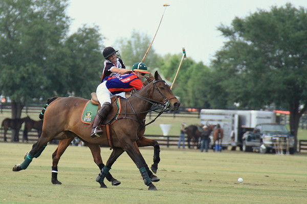 Polo Match in The Villages, Florida May 6, 2011