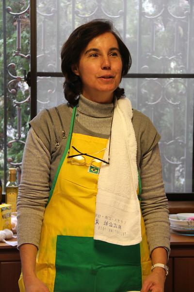 Brazilian Cooking Class February 9, 2011
