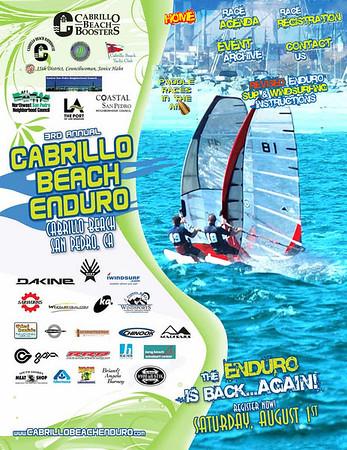 Cabrillo Beach 3rd Annual Enduro 2009