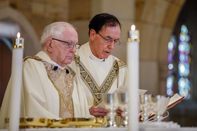 50th Anniversary Episcopal Ordination - Archbishop Cronin