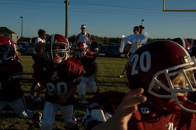 Alabama Football 10/14/08