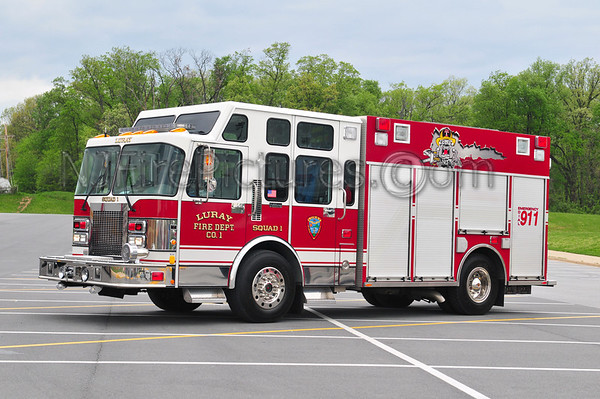 PAGE COUNTY FIRE APPARATUS