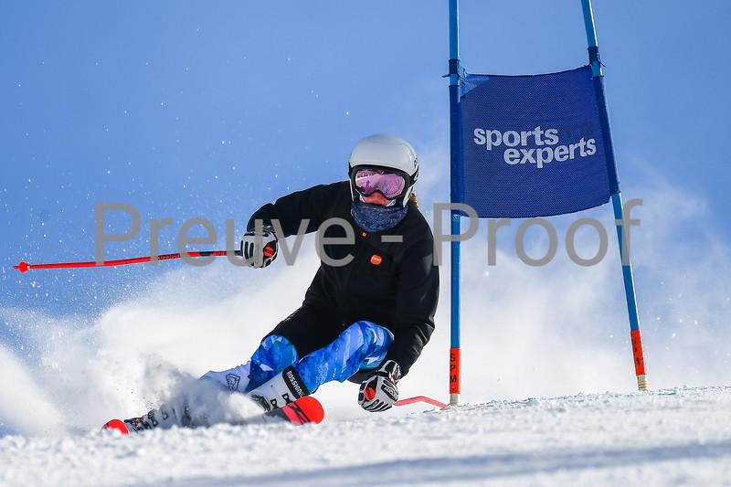 2021-02-26 Club De Ski GS Kandahar