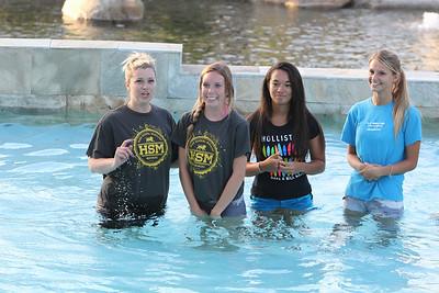 2013-08-13 HSM baptisms