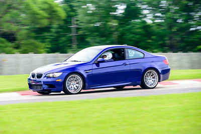 MotorCity BMW CCA Waterford Hills 2014