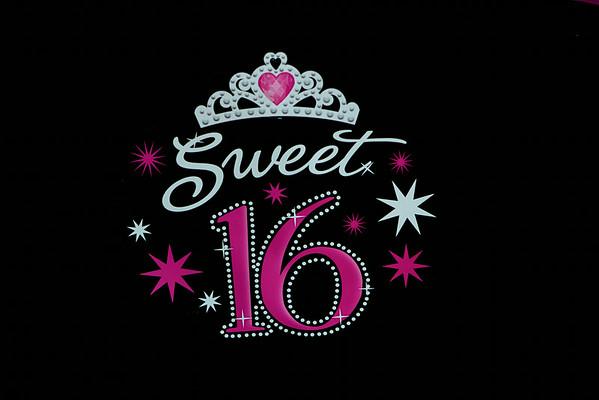 """Lauren M.   """"Sweet Sixteen"""""""