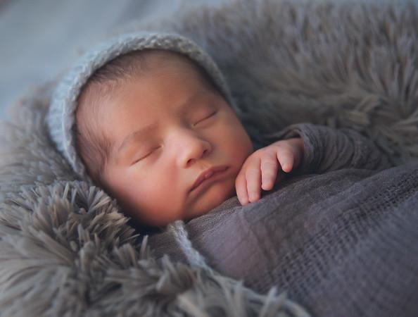 Elijah's Newborn Session - July 2018