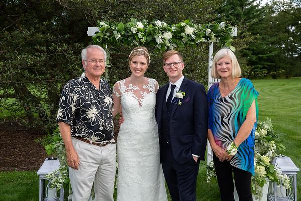 12CM Post-Ceremony Family Portraits