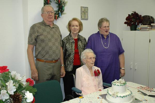 Mamaws 90th birthday