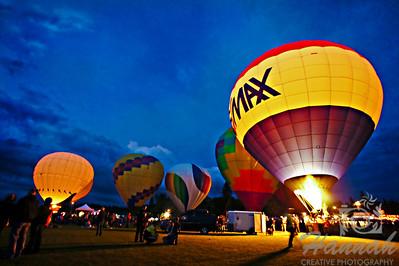 Tigard Festival of Balloons 2012