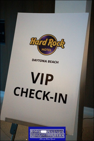 HAIR METAL MAYHEM Hard Rock Hotel Daytona Beach, FL 10-28-18