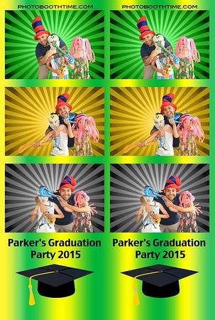 Parkers Graduation