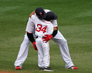 Red Sox, October 3, 2010
