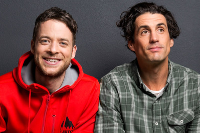 Hamish and Andy (photo credit: Weekly Review)
