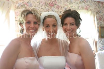 Sharon & David Swanson Wedding - July 22, 2005