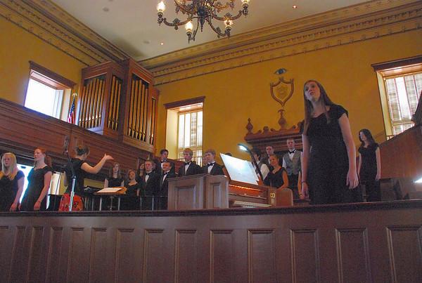 Choir Tour 2008