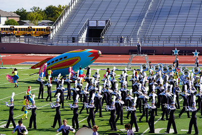 UIL Area Marchng Contest, Oct 26, 2019