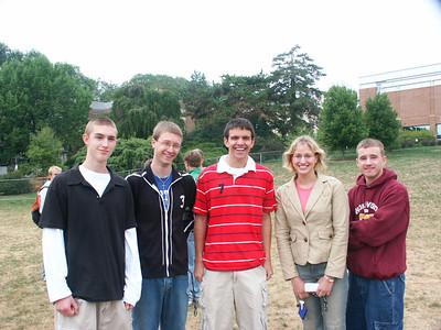 Penn State fall 2005