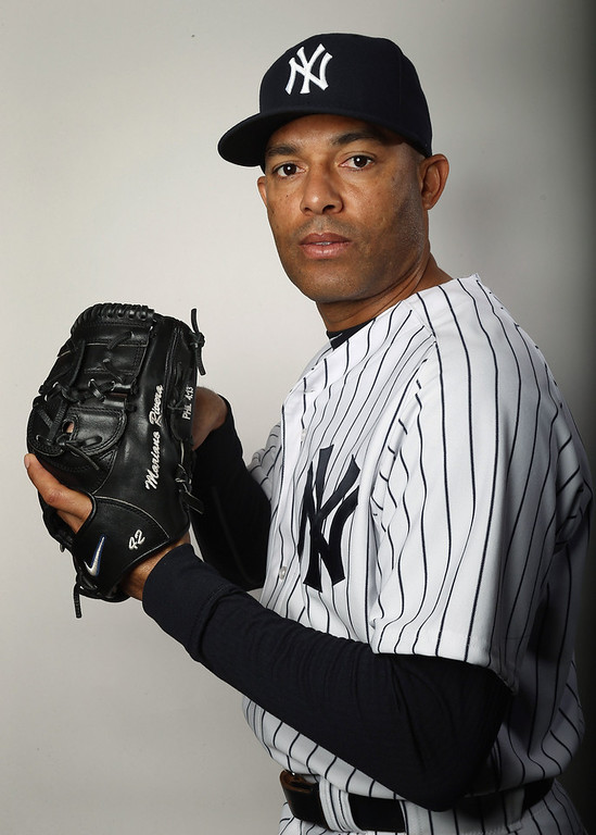 . According to reports March 7, 2013, Rivera is slated to announce he will retire at the end of this MLB season. TAMPA, FL - FEBRUARY 20:  Mariano Rivera #42 of the New York Yankees poses for a portrait on February 20, 2013 at George Steinbrenner Stadium in Tampa, Florida.  (Photo by Elsa/Getty Images)